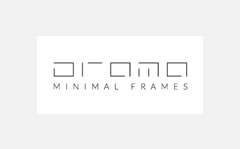 Logo Orama Minimal Frames