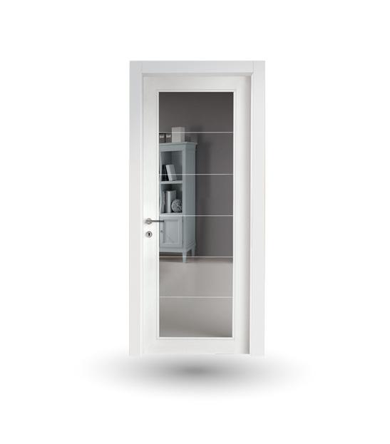 Porta da interno collezione Wood in legno | DF Serramenti