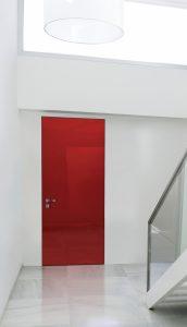 Porta blindata Bauxt Monolite   DF Serramenti