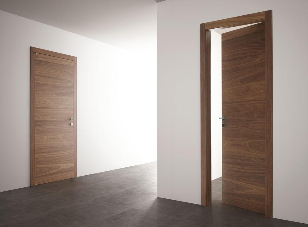 Porta in legno da interno Ghizzi a battente | DF Serramenti