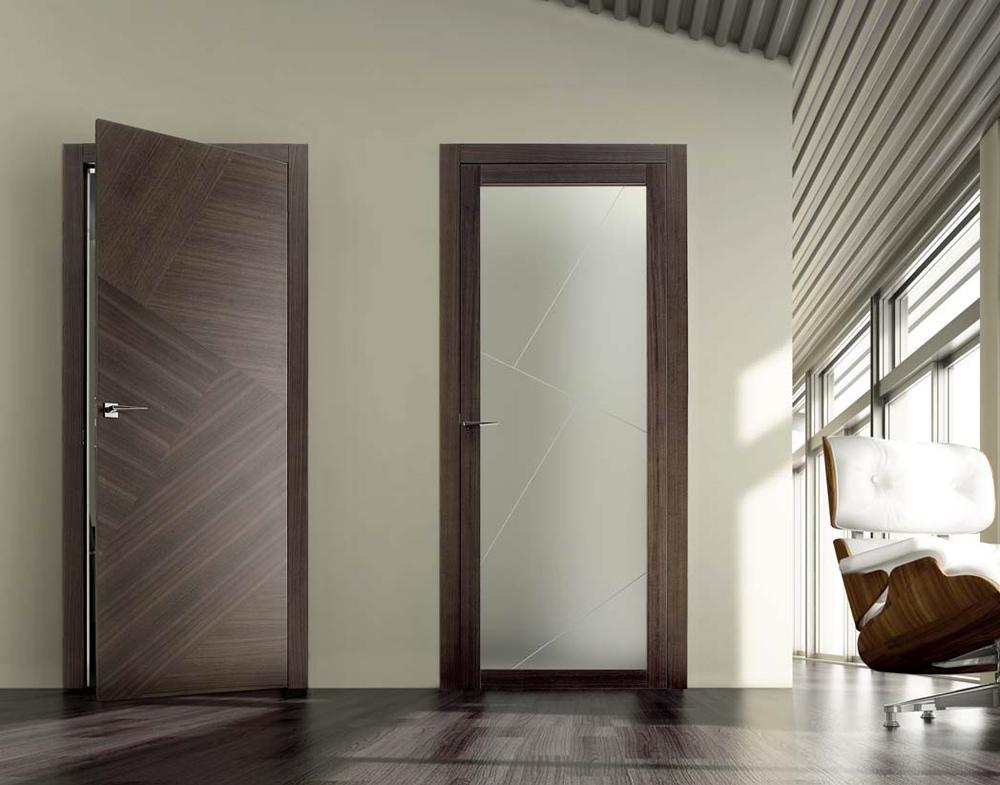 Porte In Legno Moderne : Df serramenti albignasego porte interne dal design inconfondibile