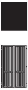 DF Serramenti | Oscuranti in Alluminio modello Giotto vista interna