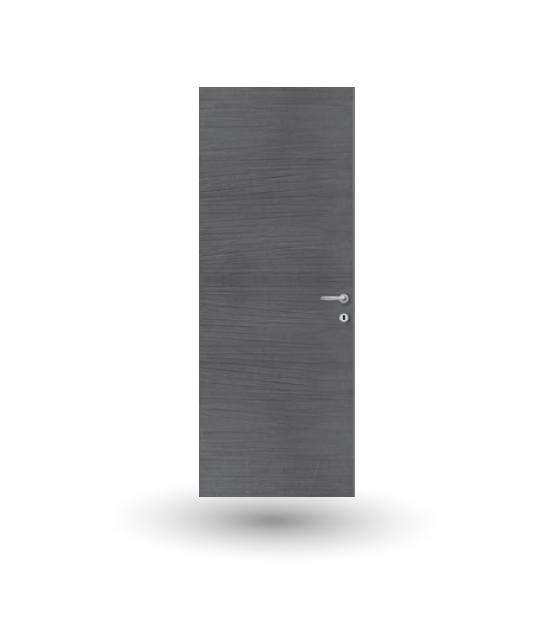 Porta da interno collezione Wood modello Eterea Raso Muro | DF Serramenti