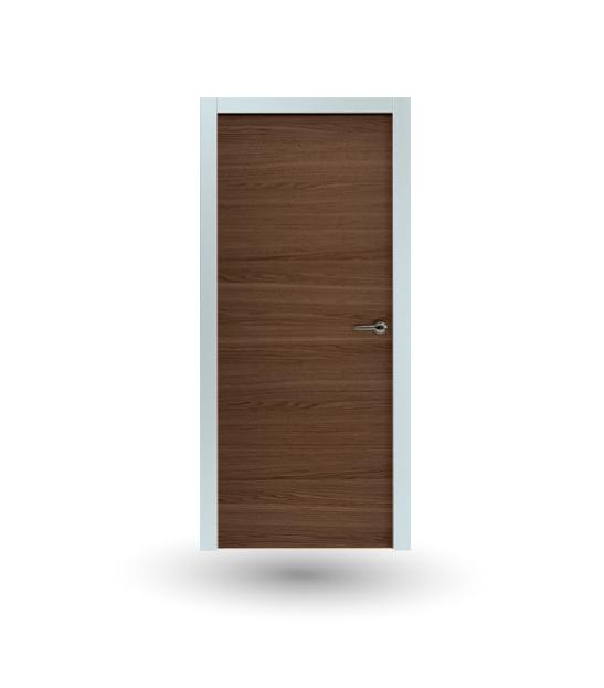 Porta da interno collezione Iki modello Rovere tabacco | DF Serramenti