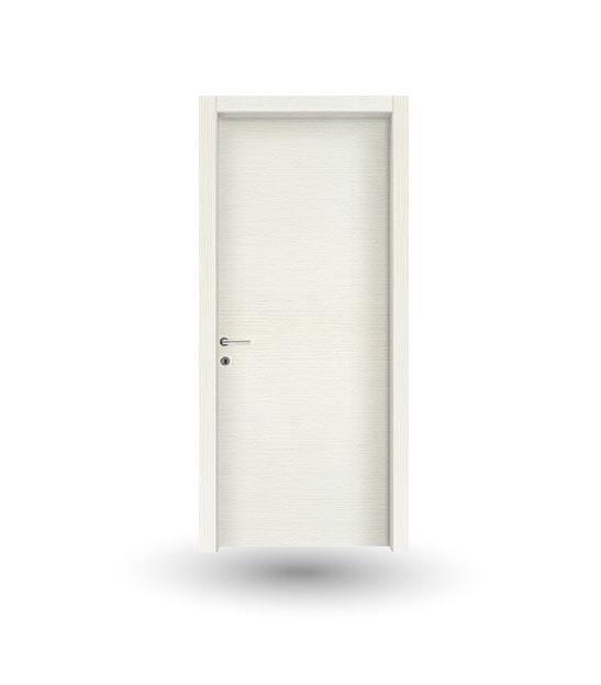Porta da interno collezione Wood modello Iride laccato calce | DF Serramenti