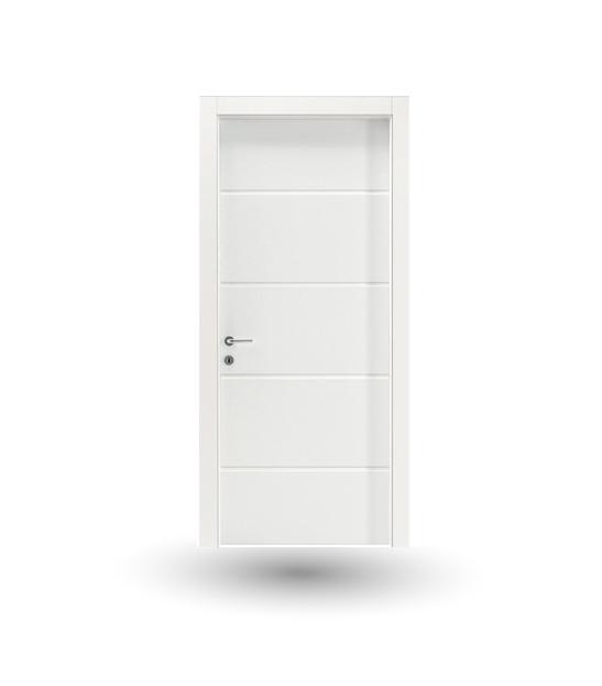 Porta da interno collezione Wood modello Venus Laccato Bianco | DF Serramenti