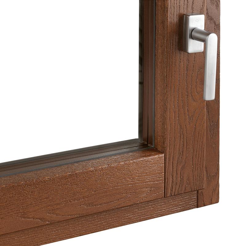 Particolare anta finestra Linear | DF Serramenti