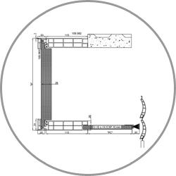 DF Serramenti | Cassonetti in Pvc modello Silver