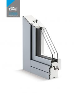Finestra in legno e alluminio Fossati Thermic 2.0 PLUS | DF Serramenti