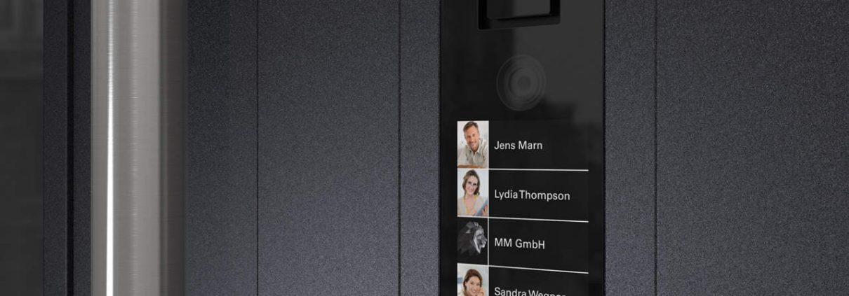 Design e tecnologia touch, firmata Schüco al servizio della sicurezza