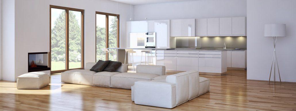 Finestra Skywood Evo in legno e alluminio | DF Serramenti