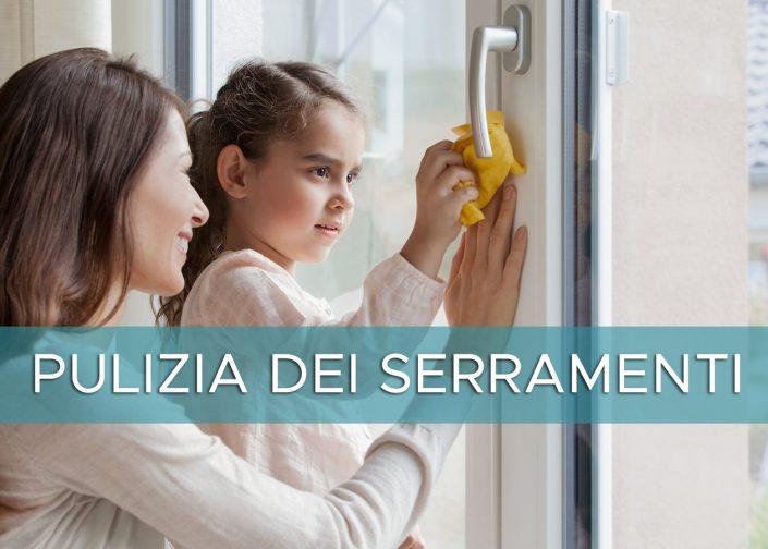 pulizia serramenti | DF Serramenti | Albignasego