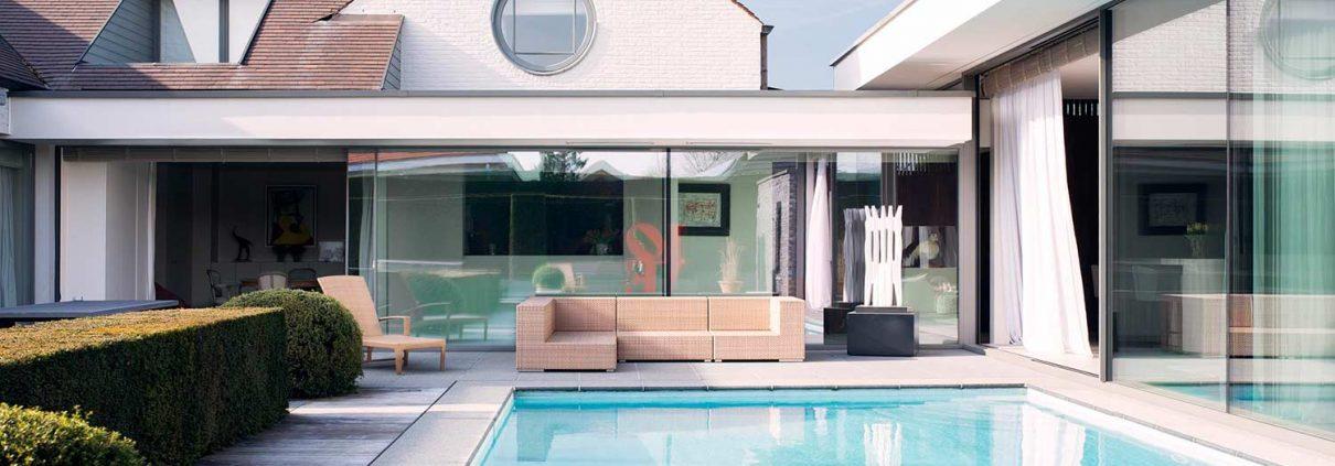 I benefici delle vetrate scorrevoli