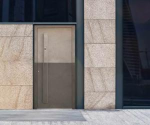 Portoncini d'ingresso in alluminio: tutti I vantaggi