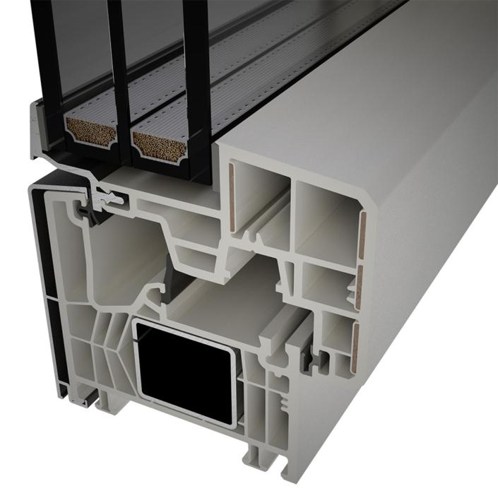 fiber-k-slim-triplo-vetro-pvc-alluminio-korus-df-serramenti-padova